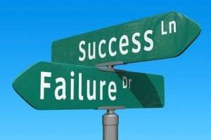 Never Fear Failure